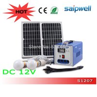 Wholesale 2014 NEW Popular Solar Energy System Customized V Output Mini Solar Power System for Home Use Saipwell