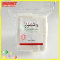 100% coton japonais pur coton organique Wicks coton tissu tampons japonais Pour DIY RDA atomiseurs rda E-cigarette Vape 5pcs beaucoup Koh Gen Do