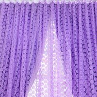 Wholesale 2015 Brand New Crystal Curtains Decoration Cut Rose Window Screens Door Balcony Curtain Modern Window Curtains