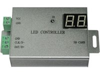 Wholesale LED Controller offline controller with SD Card