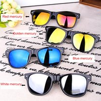 Wholesale 2015 New Fashion Mens Womens Unisex Retro Classic Vintage Sunglasses Eyewear Glasses