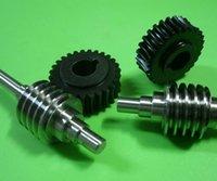 Wholesale 1M Teeths Ration Metal worm gearing reducer fitting nylon turbine gear
