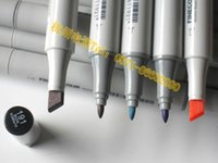 art markers brands - color finecolour sketch twin marker set for Industry Product Design cheaper than Copic Ciao brand new junior art markers