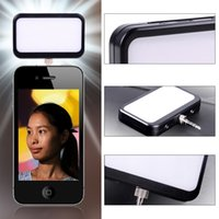 Wholesale Tolifo Photography Fill in Light LED Modes for iPhone Sumsung Sony Smartphone Cellphone Selfie Monopod D2725