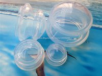 Wholesale 4Cups set High Quality Medical Silicone Cups Anti cellulite Vacuum Massage Therapy Cupping Cups Acupuncture Therapy for Home Use