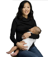 Wholesale Hot Thermal Heating cotton fiber colors Maternity Breastfeeding Tops Nursing Tops Breastfeeding Tops