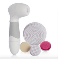 body wash - Skin Beauty Care in Electric Facial Cleanser Rotary Brush For Wash Face Body Cleaning and Feet Care