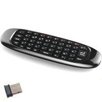 beautiful keyboards - Beautiful Gift Brand New Mini G Wireless Keyboard Axis Gyroscope Air Mouse Remote Controll for PC TV Jan08