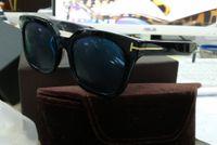 big multi photo frames - real photo gold label sunglasses TF211 tom type sunglasses TOM men polarized sun glasses TF175 big frame
