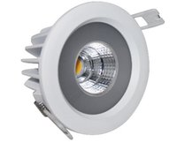aluminum news - News W High quality Waterproof IP65 COB Recessed led Ceiling down light cob downlight waterproof Led Driver AC85 V