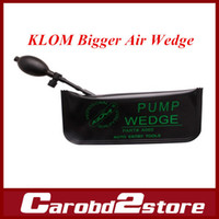 audi suppliers - KLOM Big Size Air Wedge Locksmith Tools Car Auto Door Opener Locksmith Suppliers
