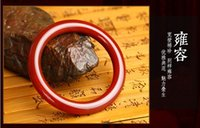 authentic jade bracelet - Authentic Brazilian natural red agate bracelet
