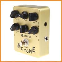 av guitar - Joyo JF AC Tone Guitar Pedal with Classic British Rock Sound effect Vox AV Tone Via DHL