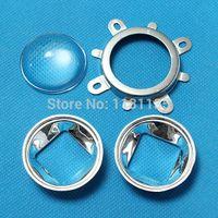 Wholesale 44mm Lens Reflector Collimator Fixed bracket For W W W W W LED