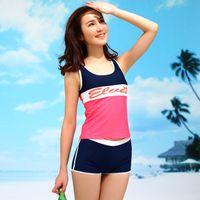 Wholesale Hot Two Piece Swimming Suit For Sport Islamische Badeanzugkleider Modest Swim Boxer Womens Baju Renang Anak Laki laki Qbbswi14