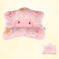 baby cushion support - Hot Sales Lovely Newborn Baby Pillows Infant Baby Support Cushion Pillow Comfortable Baby Pillow Beby Bedding VT0123 Smileseller