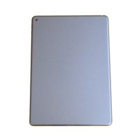 air metal logo - Space Gray Original Metal Back Cover Housing Replacement LOGO for iPad Air th Gen WIFI Version