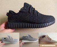 Cheap 2016 Fashion Moonrock Oxford Tan Yeezy Boost 350 Running Shoes Kanye 350 West Sports Shoes Sneakers Outdoor Shoes