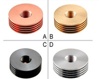 best heat insulators - Hot mm Heat Sink Adaptor Copper Contact Deep heat sink adapter Best For RDA Atomizer Adapter E Cigarette heat insulator sink retail