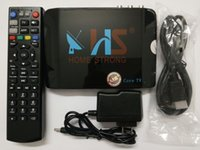 Wholesale quad core iptv hot Android iptv quad core iptv Set Top Box home strong iptv by DHL or FEDEX