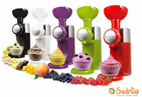 Wholesale DHL freeshipping best Big Boss Swirlio Frozen Fruit Dessert Maker Ice Cream Makers Kitchen Appliances
