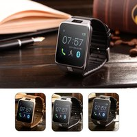 calorie - Samsung Smart Bluetooth Watch Support MTK2501 Answer Make Calling Sync Pedometer Calorie Sleep Monitoring U8 Watches GX BW32