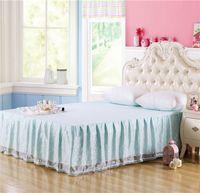 Cheap king bed skirt Best bed skirt linen