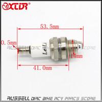 Wholesale Engine Motorized Bicycle Bike High Performance Spark Plug for cc cc cc Motor