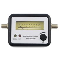 directv - Digital Satellite Signal Finder Meter Compass DirecTV Dish FTA LNB Satellite finder SF001 MHz