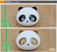 air doll - Interior Decorations Panda car perfume Car Fresh supplies humidifier Interior usb humidifier Air Purifier Freshener Accessories