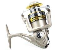 Saltwater   New 2014 Fishing Reels Spinning Reel 6BB 5.1:1 High Power Gear Spool Aluminum Fishing Reel SG6000 Fishing Equipment