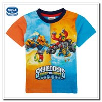 Design Clothes Games For Boys summer new boys cartoon