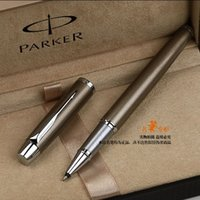 Wholesale Parker Metal Pen Good Touch Feeling Fashion Ballpoint Office Pen Fast Writing Office Executive Pen