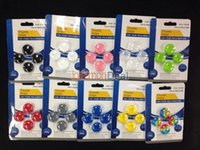 Wholesale Thumb sticks grips grip cover D analog joystick silicone cover cap for PS4 Xbox one PS3 controller