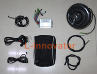 Wholesale V W quot ELECTRIC SCOOTER BRUSHLESS HUB MOTOR KIT DIY ELECTRIC BICYCLE KIT HOMEMADE ELECTRIC WHEELCHAIR FAST SPEED HUB