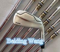 Or dynamique arbres de club de golf Avis-Nouveaux clubs de golf T-MB 716 Fers de golf avec Dynamic Gold R300 arbre en acier Golf T MB 716 Fers