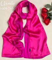big hijab styles - Fashion Mulberry Silk Shawl Soft Cape New Arrivals Spring Long Big Size British Style Scarf For Women Arabic Hijab Silk scaves