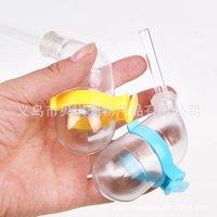 Wholesale 2pcs vacuum anti leak hamster drinking water bottle ML bottle animal drinking bowl