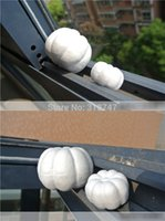 foam pumpkins - Mixed sizes White Foam Pumpkin Diy Home Decorative Accessories