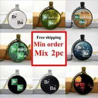 bad pictures - NS Glass Dome Pendant Breaking Bad Necklace Breaking Bad Jewelry Picture Necklace