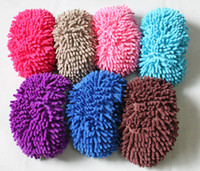 floor pads - Multifunction Microfiber Chenille Floor Dust Cleaning Slippers Mop Wipe Shoes Wigs House Home Cloth Clean Shoe Cover Mophead