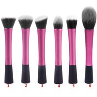 beauty liquid foundation - New Arrivals Pro Liquid Foundation Brusher Face Powder Makeup Brushes Cosmetic Tool Beauty Synthetic Hair TX320
