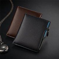 bag photo seller - Top Seller Men s Fashion Short Wallets Credit Card Holder Bag Purse PU Leather Black CM EK100