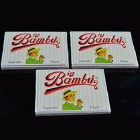 big roll of paper - BIG BAMBU Cigarette Papers One Box of Size mm mm Cigarette Rolling Paper Big Bambu Smoking Rolling Papers Tobacco Paper booklets