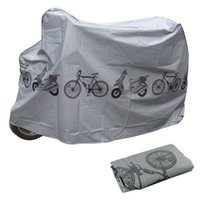Wholesale Amazing Bike Cycle Bicycle Protector Cover Waterproof Rain Dust Cover For Bike Protection Garage Scooter Motorcycle Cover A5