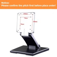 monitor stand - 10pcs quot Foldable LED LCD Monitor TV POS Bracket wall Mount Stand For inch