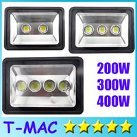 Wholesale AC85 V W W W LED Floodlight Outdoor LED Flood light lamp waterproof LED Tunnel light lamp street lamps