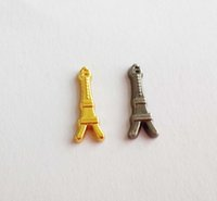 Wholesale Eiffel Tower Floating Charms for Floating Lockets France Charms Tower De Eiffel Charms