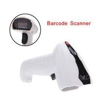 Wholesale Portable Laser Scanner Scan Barcode Bar Code USB Wired Handheld Scanner Bi directional Single Line Scanning Mode order lt no track