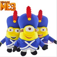 band dolls - Despicable Me Creative band yellow man doll Despicable Me cartoon Minions Dave Jorge Stewart plush toy children s toys and gifts